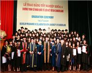 Graduation Ceremony UOS-TEG-BAV